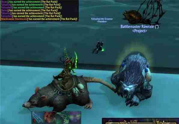 魔兽世界鼠帮成就怎么获得 魔兽世界鼠帮成就获得方法