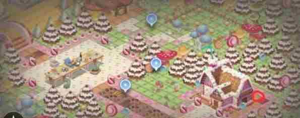 命运神界糖果森林小黄鸭位置在哪里 命运神界小黄鸭位置介绍